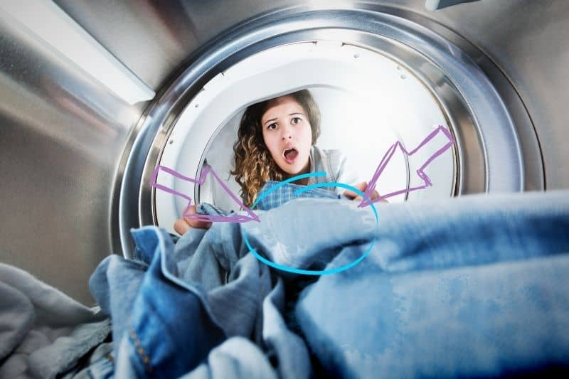 Why Is My Condenser Dryer is Leaving Clothes Damp