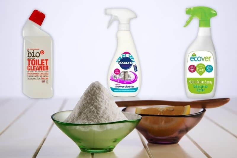 Cleaning Products for Septic Tanks