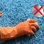 How to Remove Blu Tack from a Carpet