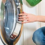 How to Open a Washing Machine Door When It's Full of Water