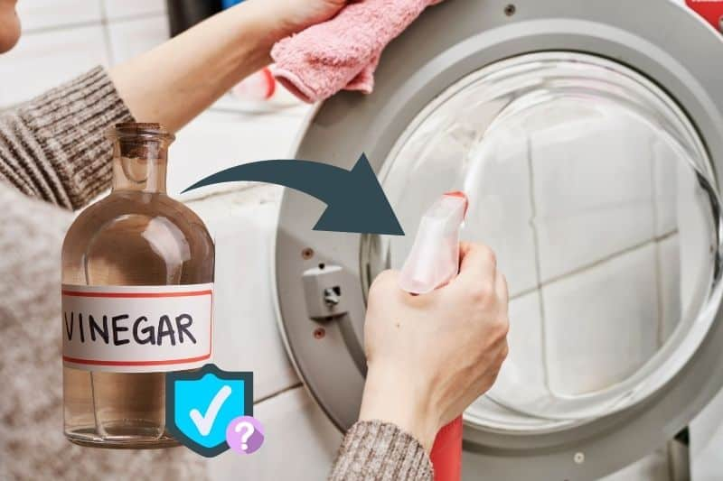Is it Safe to Use Vinegar in Cleaning Washing Machine