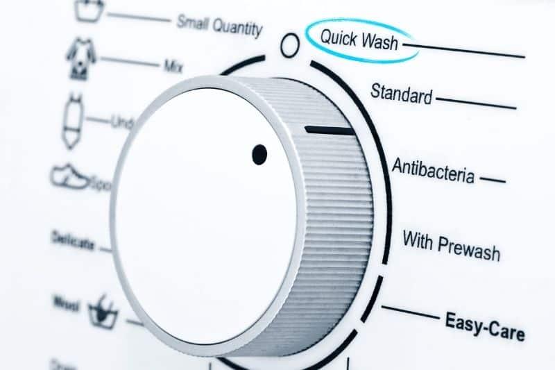 Quick Wash Mode