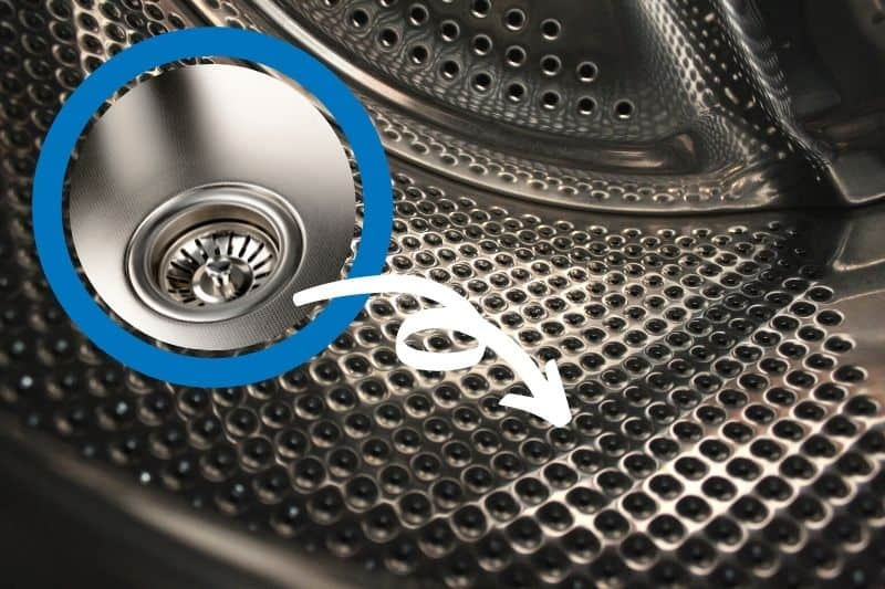Why Water From the Sink is Getting into the Washing Machine