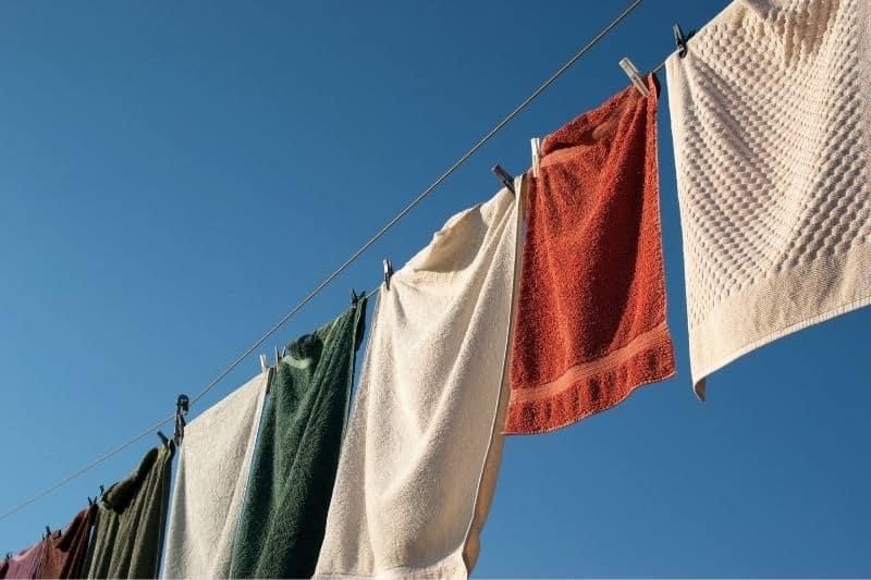 Air Drying Towels