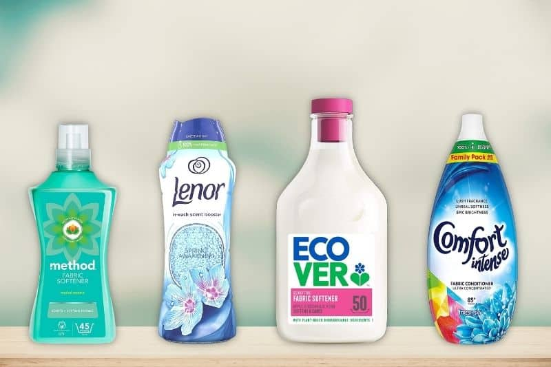 Best Fabric Softeners in the UK