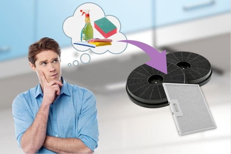 Can You Clean Cooker Hood Filters