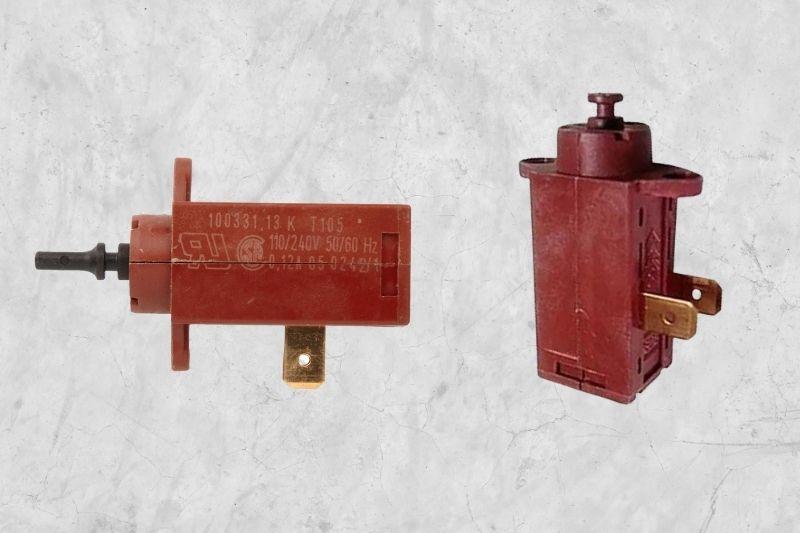 Dishwasher Wax Motor