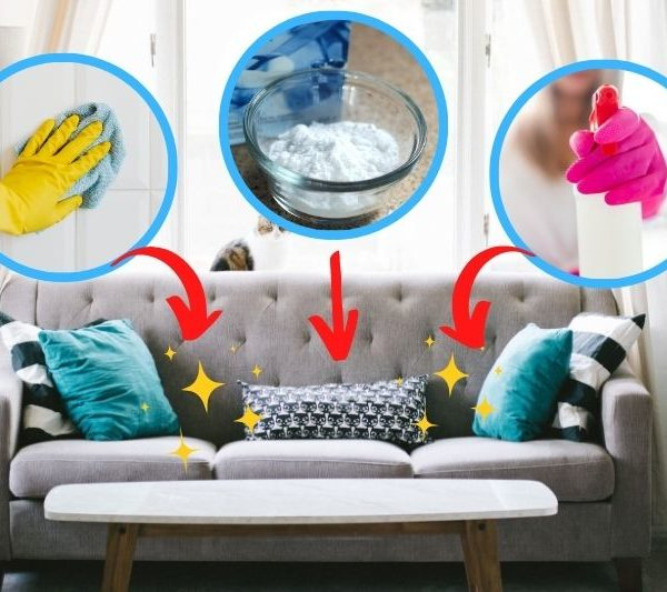How to Clean Sofa Covers