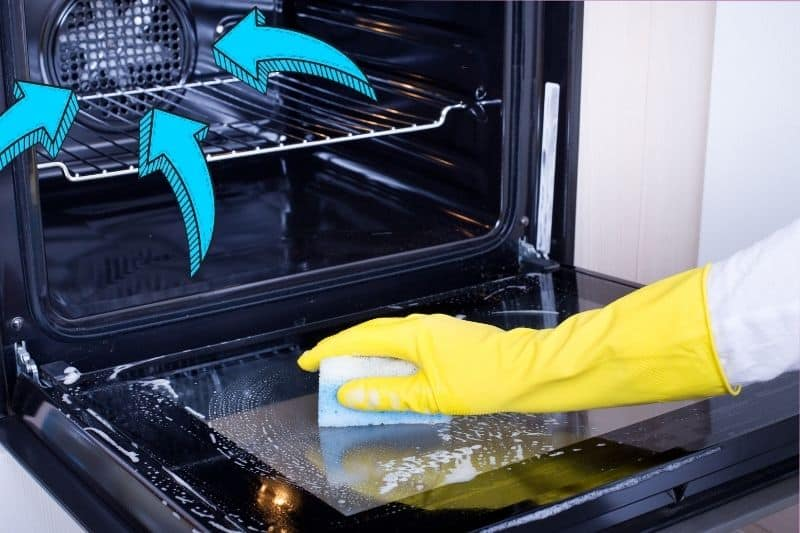 How to Clean a Fan-Assisted Oven