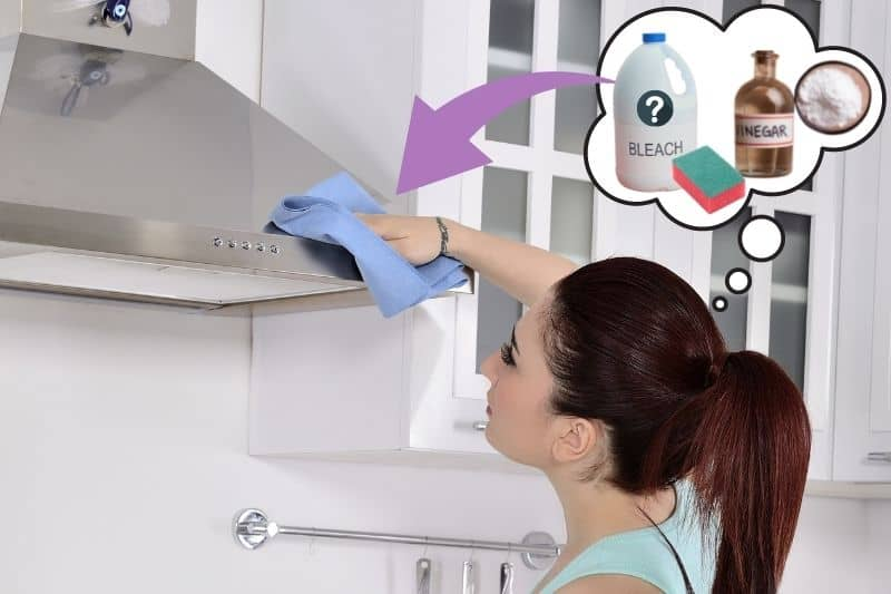 How to Clean a Stainless Steel Cooker Hood