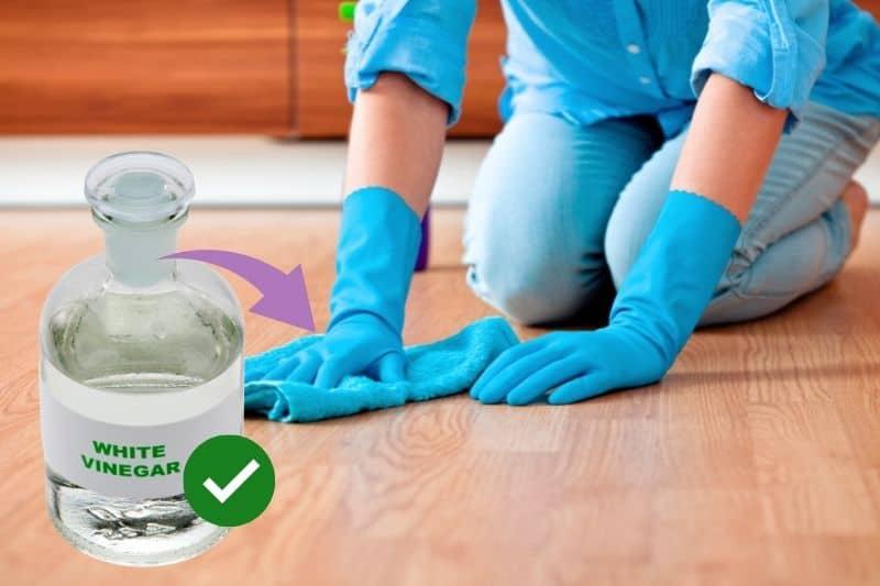 Using Vinegar on Wooden Floors