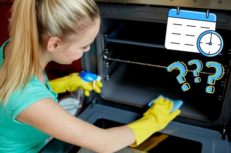 How Often Should You Clean Your Oven