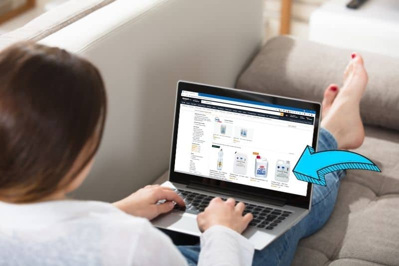 Buying Distilled Water Online