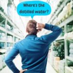 Can You Buy Distilled Water in UK Supermarkets?