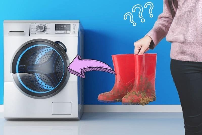 Can You Put Wellies in the Washing Machine?