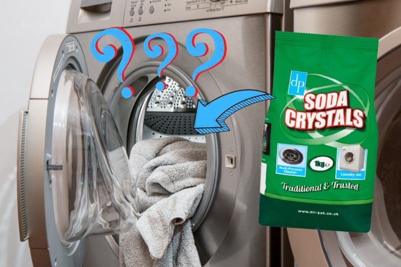Can You Use Soda Crystals for Washing Clothes