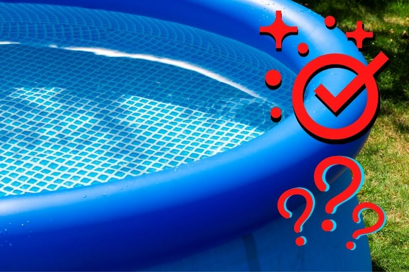 How to Keep a Paddling Pool Clean