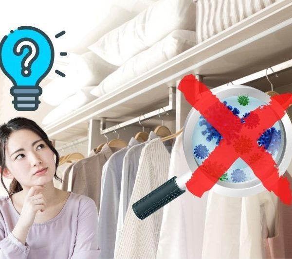 How to Stop Mould in a Wardrobe