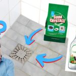 How to Unblock a Drain with Soda Crystals and Vinegar